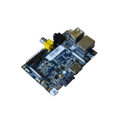 Banana Pi BPI-M1 - Dual-core single board computer (12.30.16)
