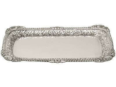 Sterling Silver Snuffer/Pen Tray by William Bateman I - Antique George III