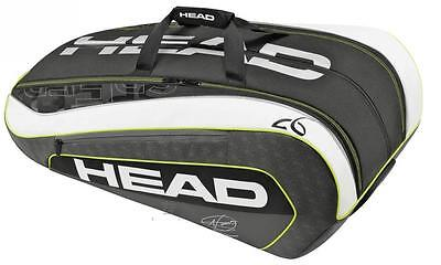 Borsone Portaracchette Tennis HEAD Tour Djokovic Monstercombi X12