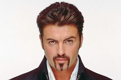"""George Michael Canvas Print 30"""" X 20"""" Ready to Hang"""
