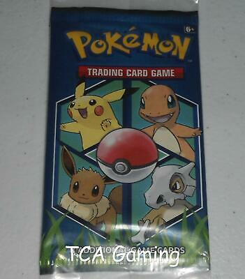 1x SEALED General Mills Pokemon Cereal 3-Card Booster Pack !!! NEAR MINT