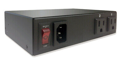 Smart 2-Outlet Phone-Controlled AC Power Switch For Distant Power Control