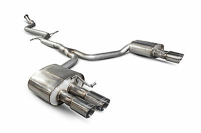 Scorpion Performance Exhaust Audi A5 (b8) 12-16 Cat Back System