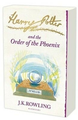 Harry Potter and the Order of the Phoenix (Harry Potter Signature Edition), J. K
