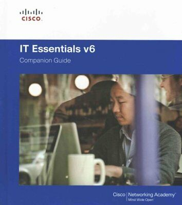 IT Essentials Companion Guide by Cisco Networking Academy 9781587133558