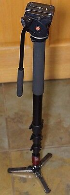 Manfrotto 561BHDV-1 Monopod. THE Most Popular Monopod EVER made!