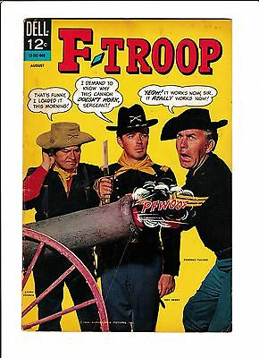 F-Troop #1  [1966 Gd-Vg]  Photo Cover!