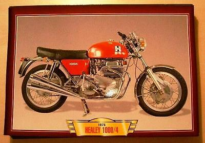 Healey 1000/4 Classic Motorcycle  Bike 1970's Picture 1975 Ariel Square Four