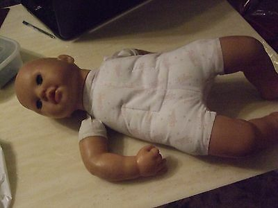 Zapf Creation Baby Born Doll, can be used for reborn (used)
