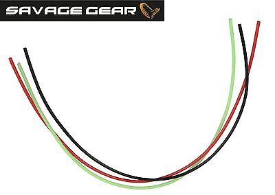 (2,77€/1m) Savage Gear Rig Finesse Silicone Tube 1,4mm 3x30cm Silikonschlauch