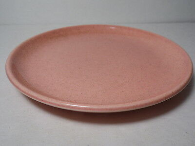 Vtg 1939 RUSSEL WRIGHT Mid Century Modern STEUBENVILLE CORAL BREAD BUTTER PLATE