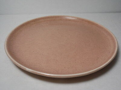 Vintage Old 1939 RUSSEL WRIGHT Mid Century STEUBENVILLE CORAL BREAD BUTTER PLATE