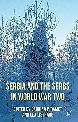Serbia and the Serbs in World War Two, , New Book