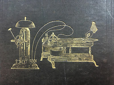 Davis's Manual of Magnetism, Rare 1847 Second Edition, Good Condition!