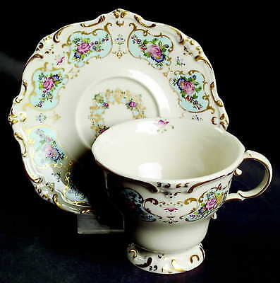 Gorham CHATEAU CHANTILLY Cup & Saucer 171598