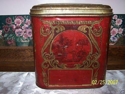 Antique Store Ad Tin by MACDONALD MFG. CO. 1896-1911