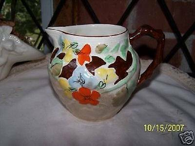 British Anchor/England Hand Painted Pitcher/Jug 1910-45