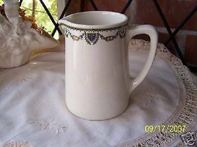 GLOBE POTTERY Co.LTD. Ceramic Pitcher ...VITRIFIED