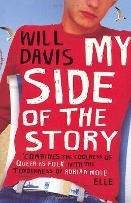 My Side of the Story, Will Davis, New Book