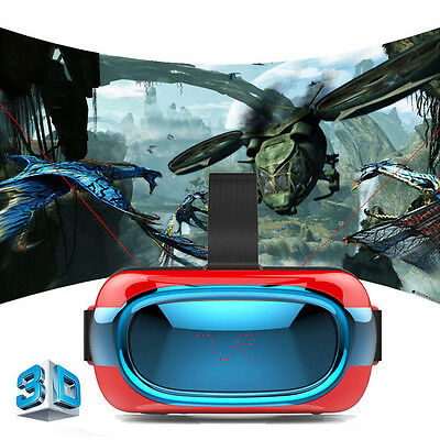 All-in-one Virtual Reality Quad Core Android 5.1 Wifi 3D IMAX VR Glasses Headset