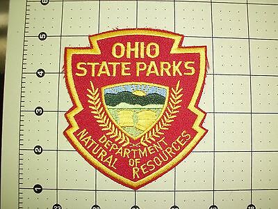 Ohio State Parks Sew On Patch
