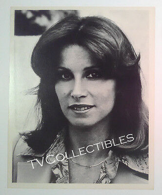 8x10 Photo~ Actress STEFANIE POWERS ~Headshot Close-up ~Girl From UNCLE ~Litho