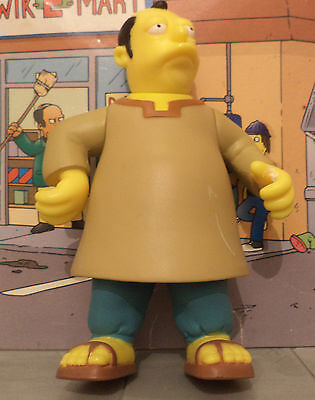 WOS simpsons figure toy SINCLAIR loose very rare mailaway figures ../