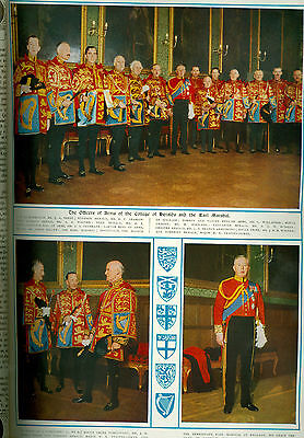 Original Lg 1953 Coronation of Queen Elizabeth II Illustrated London News 68 Pgs