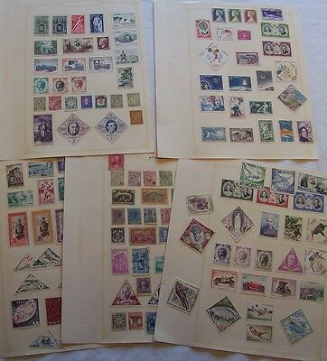 stamps of  Monaco   France