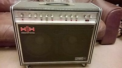 H H Electronic IC 100L 212 Combo Amplifier