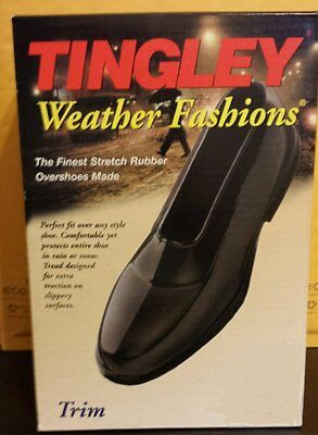 TIngley Mens Rubber Overshoes - Trim Style 1800 -XL- Size 11.5 to 14 - FAST SHIP