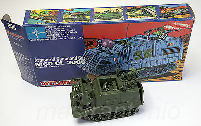 ATLANTIC HO 1/72 608 carro NATO Armoured Command car M60 CL2000