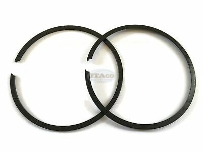"""PISTON RING SET RINGS 0436360 O/S 0.02 fit EVINRUDE OMC Outboard 9.9-15HP 2.395"""""""