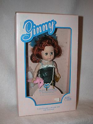 """8"""" Vogue Ginny Doll Our Little Mermaid In Box"""