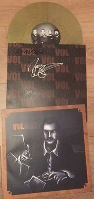 *signed*  Volbeat - Doc Holliday 10'' Vinyl  (Record Store Day)  Autographed