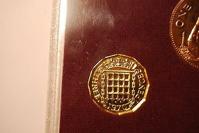 Great Britain PROOF 1970 Threepence