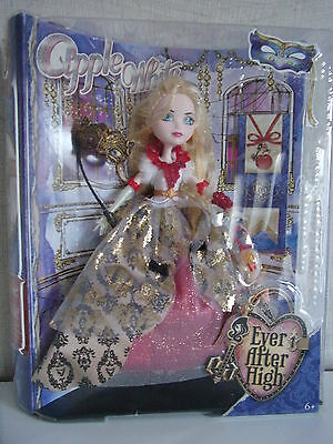 Ever After High - Apple White (Thronecoming) - NIP