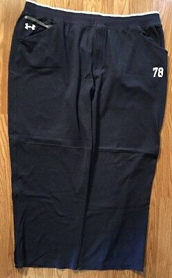 NOTRE DAME FOOTBALL UNDER ARMOUR PANTS #78 RONNIE STANLEY RAVENS 3xl