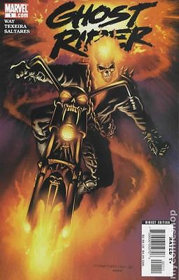 Ghost Rider (2006 4th Series) #1A VF