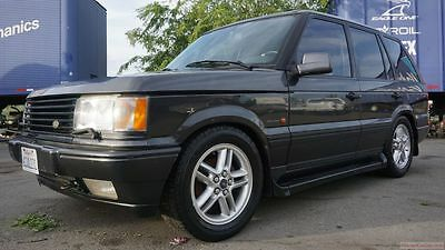 1999 Land Rover Range Rover Callaway Range Rover 4.6 HSE C11 P38 Callaway Cars Performance Edition Corvette Builder