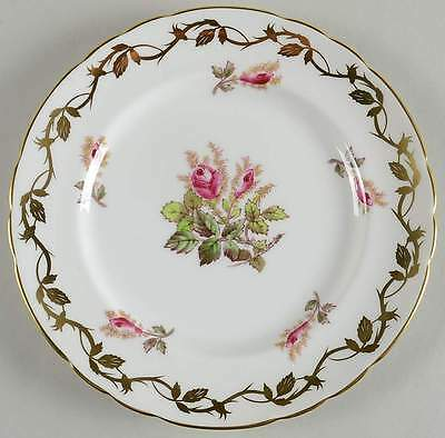 Royal Chelsea MOSS ROSE Luncheon Plate 10461403