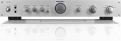 Rotel  RA-10 Integrated Amplifier (Ex Demo) Silver