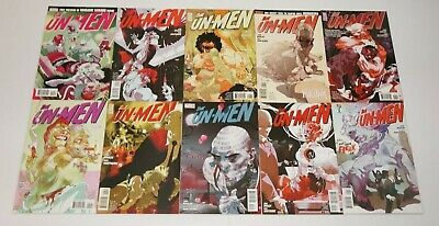 Un-Men #1-13 VF/NM complete series - vertigo comics - john whalen mike hawthorne