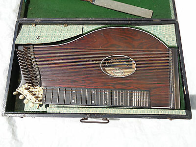 Zither Wilhelm Kruse