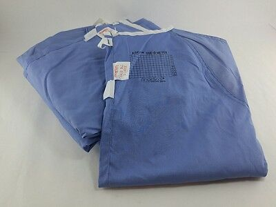 Angelica X-Large ASEP Reusable Operating Gown 6631-BLC