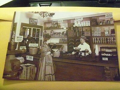 Postcard King Cole G.E. Barbour's General Store   90 Year anniversary