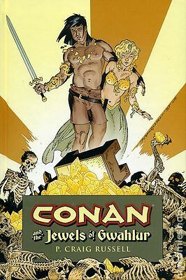 Conan and the Jewels of Gwahlur HC (2005 Dark Horse) #1-1ST NM