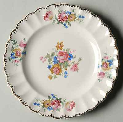 American Limoges ENGLISH ROSE Bread & Butter Plate 317501