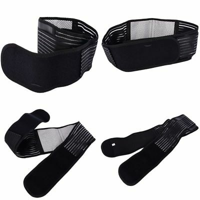 Magnetic Waist Lumbar Belt Brace for Lower Back Pain Relief Therapy Supports 1Pc