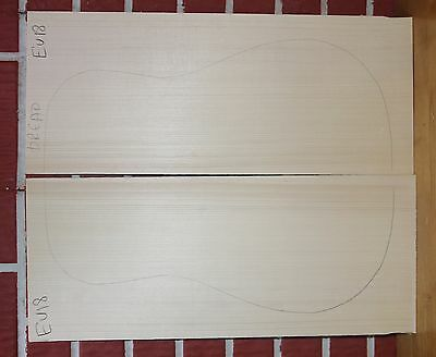 4A to MASTER GRADE EUROPEAN SPRUCE DREAD  OM CLASSICAL TOP LUTHIER TONEWOOD